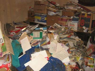 cluttered house clearance