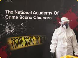 Crime trauma cleaners