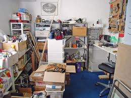 Cluttered house clearance in Wetherby