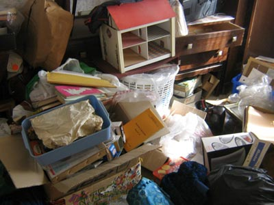 Horton probate property clearance