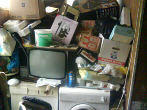 verminous house clearance
